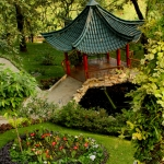 rea de Jardín